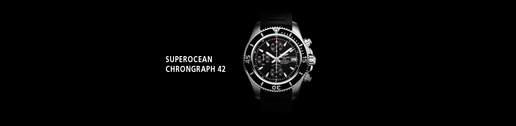 SUPEROCEAN CHRONGRAPH 42