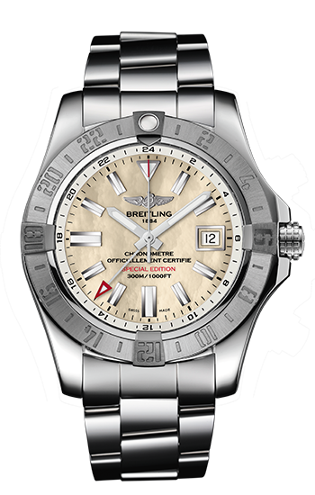 AVENGER II GMT MOTHER OF PEARL- Japan Special Edition-