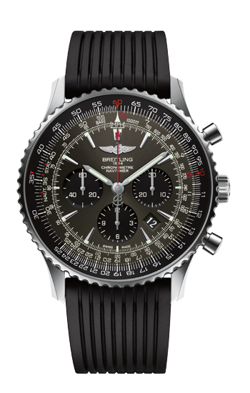 NAVITIMER 01 46MM LIMITED EDITION STRATOS GRAY