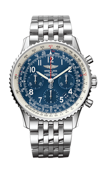 NAVITIMER 01 LIMTED (BLUEDIAL / ARABIC NUMERAL)